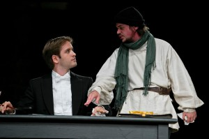 """Spoleto 57°.Teatrino delle 6.""""L'Anniversario"""" (1891), farsa in atto unico di Anton Cechov."""